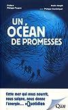 Un océan de promesses: Cette mer qui nous nourrit, nous soigne, nous fournit l'énergie...au quotidien. Préface Philippe Poupon