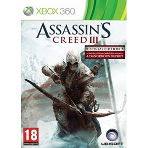 X360, ASSASSIN'S CREED III : SPECIAL EDITION (EU)