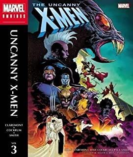 The Uncanny X-Men Omnibus Vol. 3 (0785199225) | Amazon price tracker / tracking, Amazon price history charts, Amazon price watches, Amazon price drop alerts