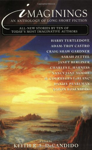 Imaginings:  An Anthology of Long Short Fiction