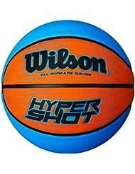 Wilson Ballon Basketball Extérieur, Hyper Shot I