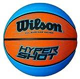 Wilson Hyper Shot I Balón, Unisex Adulto