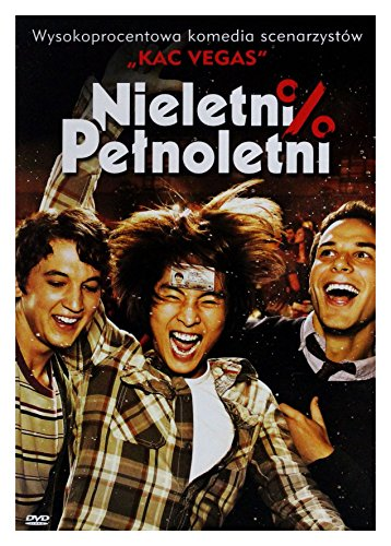 21 and Over [DVD] [Region 2] (IMPORT) (Keine deutsche Version)