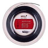 MSV - Corda Focus-Hex, Corda, 0355000126800030, Nero, 1.23mm