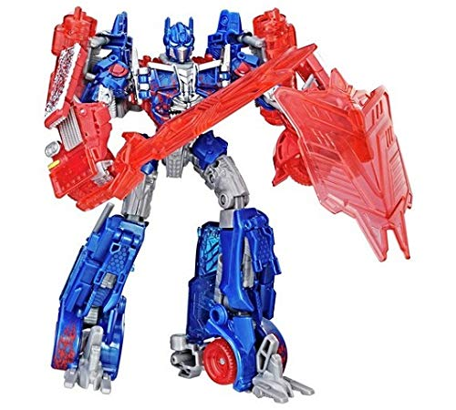 Transformers Reveal the Shield Premier Voyager Optimus Prime **Exclusively on Sunday Electronics**