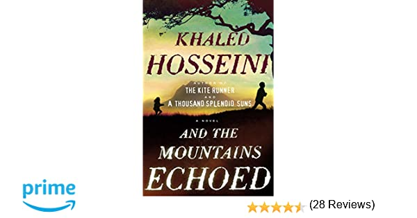 8e2594a90dbc And the Mountains Echoed  Amazon.it  Khaled Hosseini  Libri in altre lingue