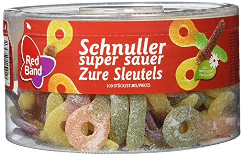 Red Band Schnuller Sauer, 1.2 kg -
