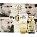 Westlife With Love by Westlife Eau de Toilette Spray 100ml & Body Lotion 150ml