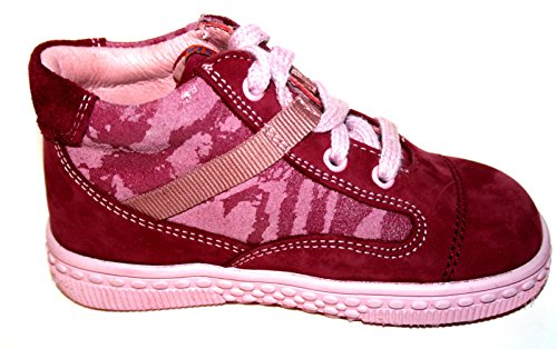 Siesta by juge chaussures 34.9212–chaussures pour fille Rose - Lila (vulcano/malve 0003)