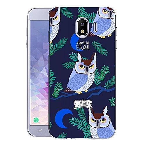 Samsung Galaxy J2 2018 / J2 Pro 2018 Handy Tasche, FoneExpert® Ultra dünn TPU Gel Hülle Silikon Case Cover Hüllen Schutzhülle Für Samsung Galaxy J2 2018 / J2 Pro 2018 / Grand Prime Pro