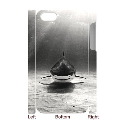 LP-LG Phone Case Of Deep Sea Shark For Iphone 5C [Pattern-6] Pattern-6