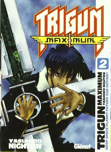 Trigun maximum 2 (Shonen Manga) por Yasuhiro Nightow