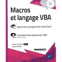 Macros et langage VBA - Complément vidéo : L'utilisation des objets avec VBA