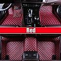 Homeve Auto Fußmatten für Mercedes Benz G350 G500 G55 G63 AMG W164 W166 M ML GLE X164 X166 GL GLS 320 350 400 420 450 500 550 Teppich