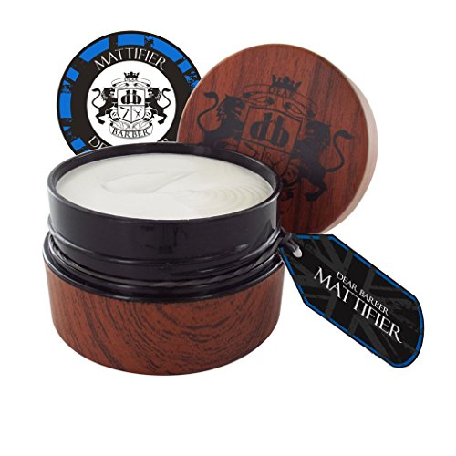 Dear Barber Herren-Haar-Styling-Mattifier, starker Halt, geringer Glanz, 100 ml
