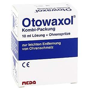Otowaxol Lösung 10 ml