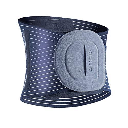 Rückenbandage Zum Männer Und Frau Schmerzen Linderung - Atmungsaktiv & Leicht Zum Heben/Arbeit/Fitnessstudio/Haltung (größe : XL)