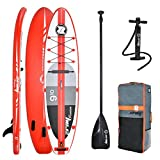 Stand Up Paddle A1 Premium ZRay 9' (300x76x15cm) Nouveau look !