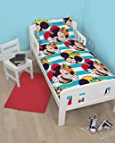 Disney Mickey Mouse Boo Junior Rotary Bedding Bundle