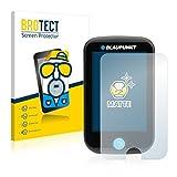 2x BROTECT Displayschutzfolie für Blaupunkt BikePilot Schutzfolie - Entspiegelt, Anti-Fingerprint