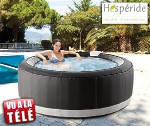 Spa gonflable hesp ride garantie jardin - Spa gonflable a vendre ...