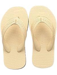 Relaxo Plus Unisex Beige Brown Slippers-8 Kids UK (25.5 EU) (CU0016K_BGBR0008)
