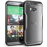 Funda Supcase para HTC One M8 - Funda protectora de acabado de primera calidad para HTC One 2014 -...