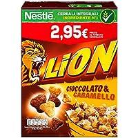 Nestlé Lion Cereali al Cioccolato e Caramello