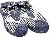 I-Path Skateboard Schuhe Weave Shoe Navy/White - 1B Ware, Schuhgrösse:43