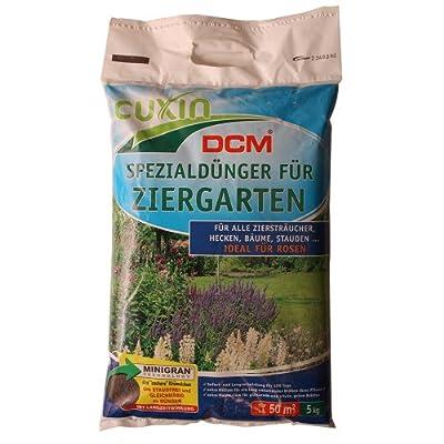 Cuxin Spezialdünger für Ziergarten, 5 kg von Cuxin auf Du und dein Garten