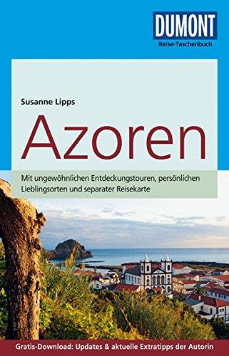 Preisvergleich Produktbild DuMont Reise-Taschenbuch Reiseführer Azoren: mit Online-Updates als Gratis-Download