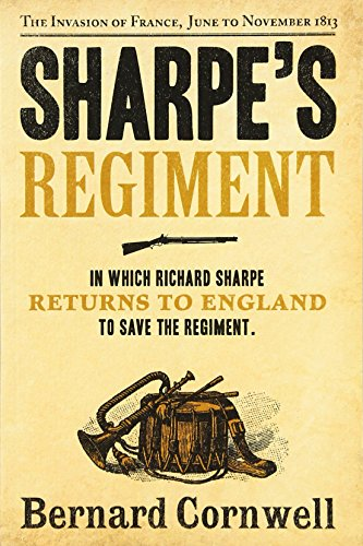 Sharpe's Regiment Cover Image