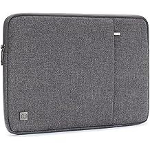 DOMISO 10 pulgadas portátil manga resistente al agua portátiles portátiles maletín de la bolsa de transporte