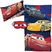 Disney Pixar Cars - Juego de 3 pijamas de peluche