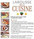 Image de Larousse de la cuisine 1600 recettes
