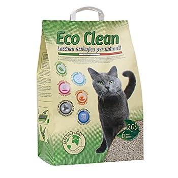 Croci Litière pour Chat Eco Clean