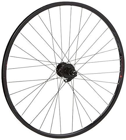 Wilkinson 29Er Rear Wheel Double Wall Mach 1 820 Disc Rim Quick Release, Shimano Deore Hub 8/9/10 Speed, 135 mm 32 Hole -