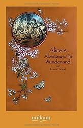 Alice's Abenteuer im Wunderland by Lewis Carroll (2012-08-22)