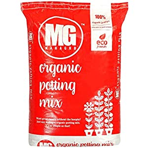 MahaGro® All Purpose Premium Potting Mix®- with Cocopeat & Organic Fertilizer- 10kg