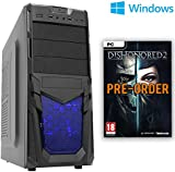 ULTRA FAST 4.0GHz Quad Core AMD Desktop Gaming Office Home Family PC Computer (Wifi, 8GB RAM, 1TB Hard Drive, Geforce GTX 750 Ti 2GB Graphics, Windows 7 Home Premium 64-Bit) - 195040