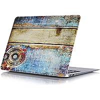 """i-Buy Cover Rigida rivestimento gommata per Apple MacBook Pro da 13.3"""" con Retina Display(modello A1502 A1425)+ copertura della tastiera(trasparente)- Cowboy"""