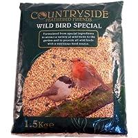 Countryside 1.5Kg Wild Bird Seed
