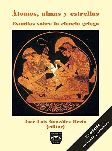 Átomos, Almas Y Estrellas por José Luis González Recio