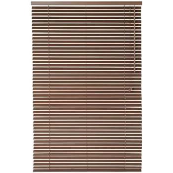 Ikea Lindmon Store Vénitien Brun 140x250cm Amazon Fr