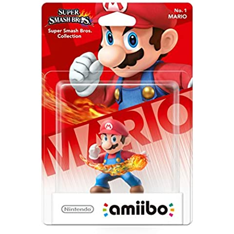 Nintendo - Figura Amiibo Smash Mario