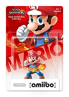 amiibo Smash Mario Figur (B00N8PBGV6) | Amazon Products
