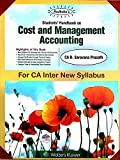 #9: Padhuka's Students Handbook on Cost and Management Accounting: for CA Inter New Syllabus