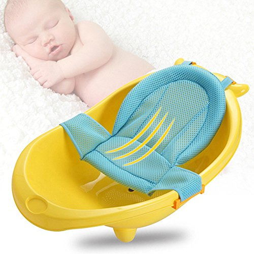 ddellk Baby-Wannenetz, Dusche Unterstützung T-Wort Sitz Badewanne Badewanne Dusche Wiege Bett Sitznetz