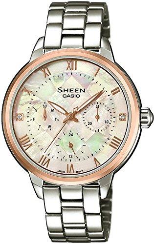 Casio Sheen Classic SHE-3055SG-7AUER Wristwatch for women Very elegant