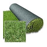 Césped sintético verde Alpage 30mm (1x 4m = 4M²